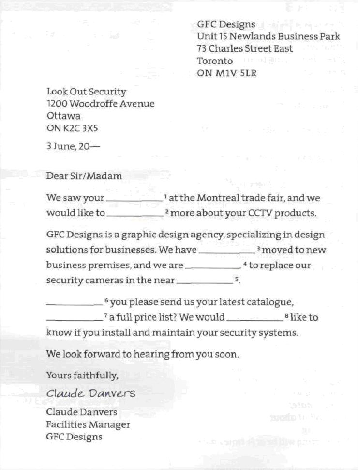 Superb EXAMPLE U0027Business Letter Of Enquiryu0027 Ideas Format Of Letter Of Enquiry